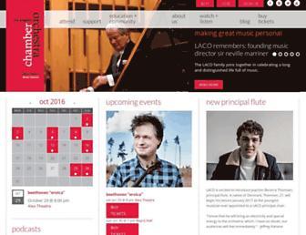 laco.org screenshot