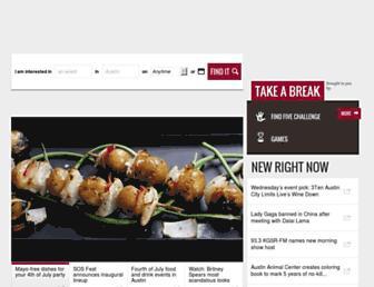 Thumbshot of Austin360.com