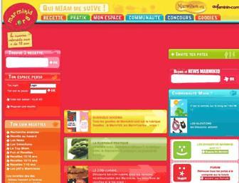 Thumbshot of Marmikid.org