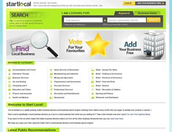Thumbshot of Startlocal.in