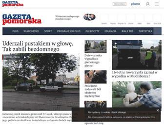 Thumbshot of Pomorska.pl