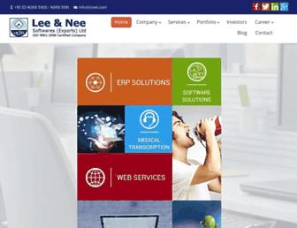 Thumbshot of Lnsel.com