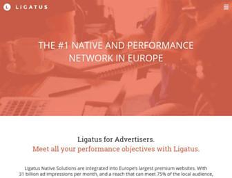 Thumbshot of Ligatus.com