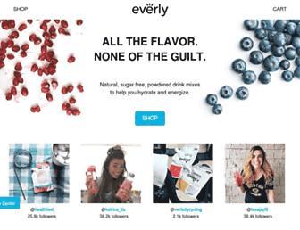 goeverly.com screenshot