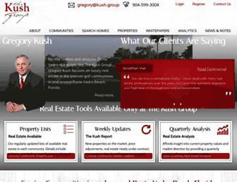 kush.com screenshot
