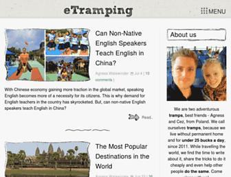 Thumbshot of Etramping.com