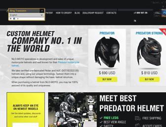 nlo-moto.ru screenshot
