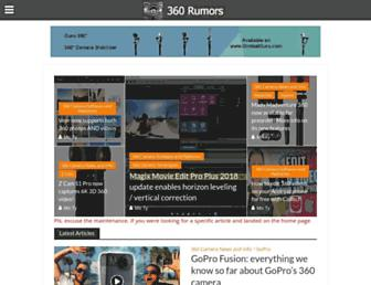 360rumors.com screenshot