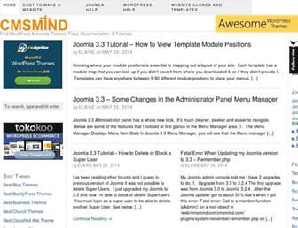 Thumbshot of Cmsmind.com