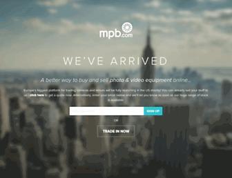 Thumbshot of Mpbphotographic.co.uk