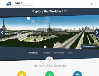 f4map.com screenshot