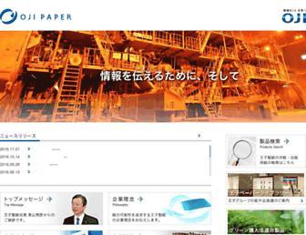 Thumbshot of Ojipaper.co.jp