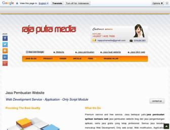 rajaputramedia.com screenshot