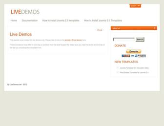 Thumbshot of Livedemos.net