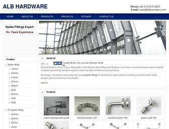 spiderfittings.org screenshot