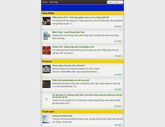 bmobile2.blogspot.com screenshot