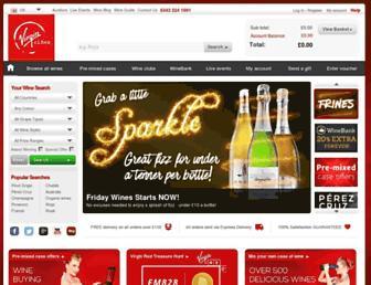 Fullscreen thumbnail of virginwines.co.uk