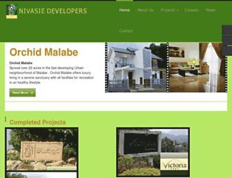 nivasie.com screenshot