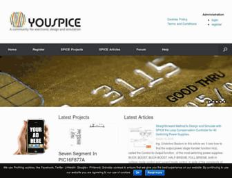 youspice.com screenshot