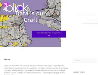 datablick.com screenshot