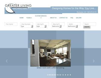 greaterliving.com screenshot