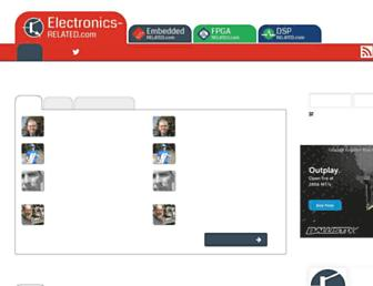 electronics-related.com screenshot