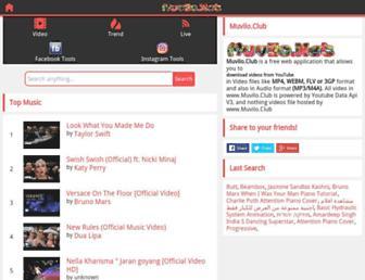 muvilo.net screenshot