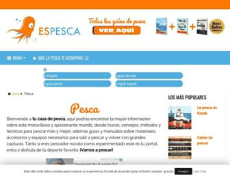 espesca.com screenshot