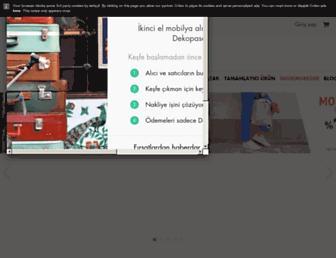 dekopasaj.com screenshot