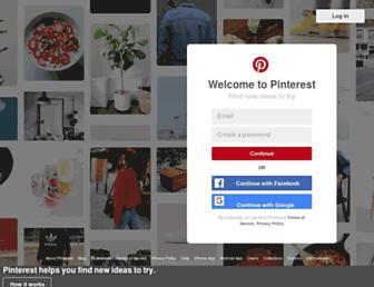 pinterest.nz screenshot