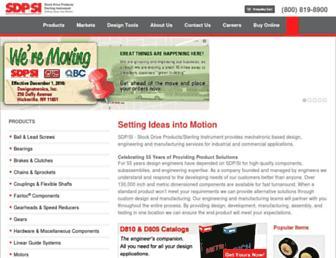 Thumbshot of Sdp-si.com