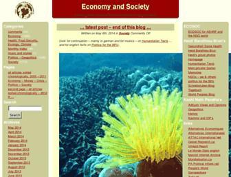 Main page screenshot of blog.heidi-barathieu-brun.ch