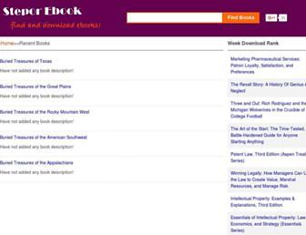 ebook.stepor.com screenshot