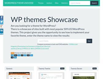 themetix.com screenshot