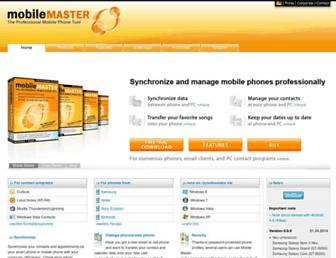 mobile-master.com screenshot