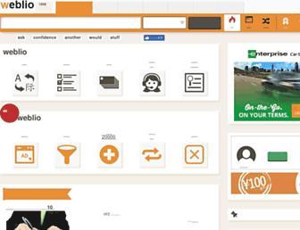 ejje.weblio.jp screenshot