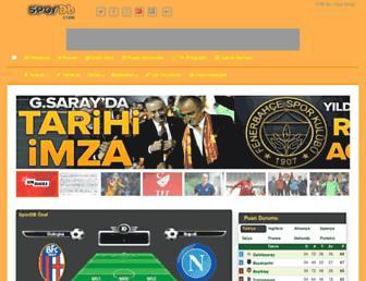 spordb.com screenshot