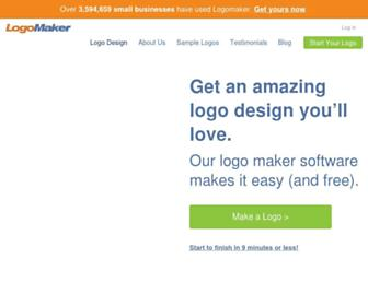 Thumbshot of Logomaker.com