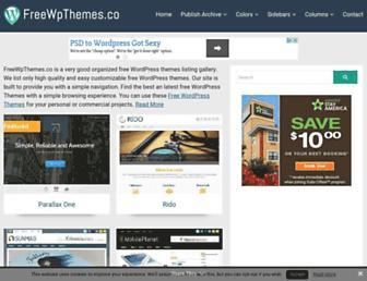 Thumbshot of Freewpthemes.co
