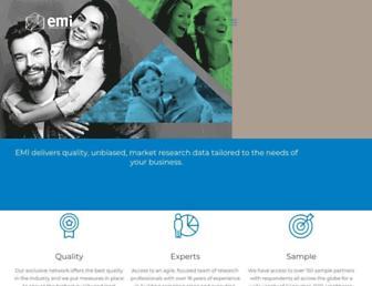 emi-rs.com screenshot