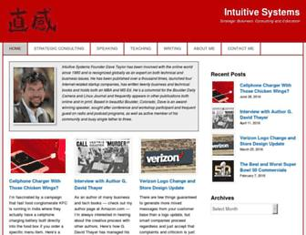 intuitive.com screenshot