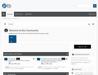 forums.servethehome.com screenshot