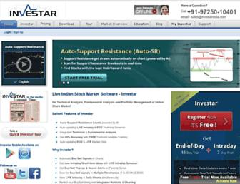 investarindia.com screenshot