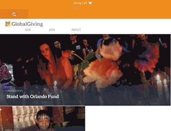 Thumbshot of Globalgiving.org