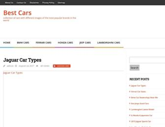 bestcarsone.com screenshot
