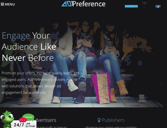 Thumbshot of Adpreference.com