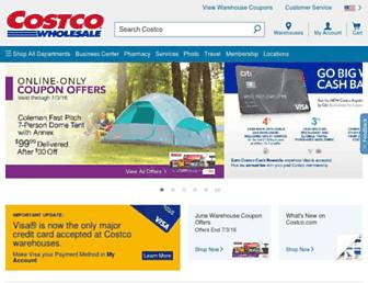 Thumbshot of Costco.com