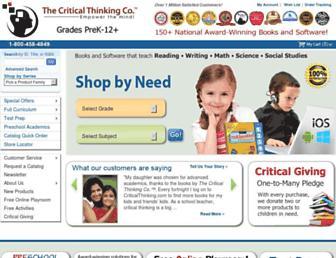 Thumbshot of Criticalthinking.com