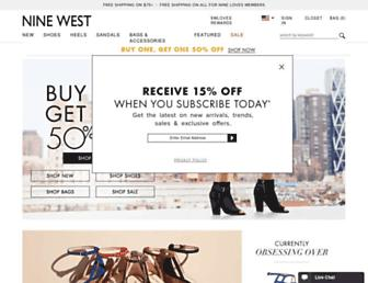 Thumbshot of Ninewest.com
