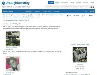 Thumbshot of Virtualglobetrotting.com